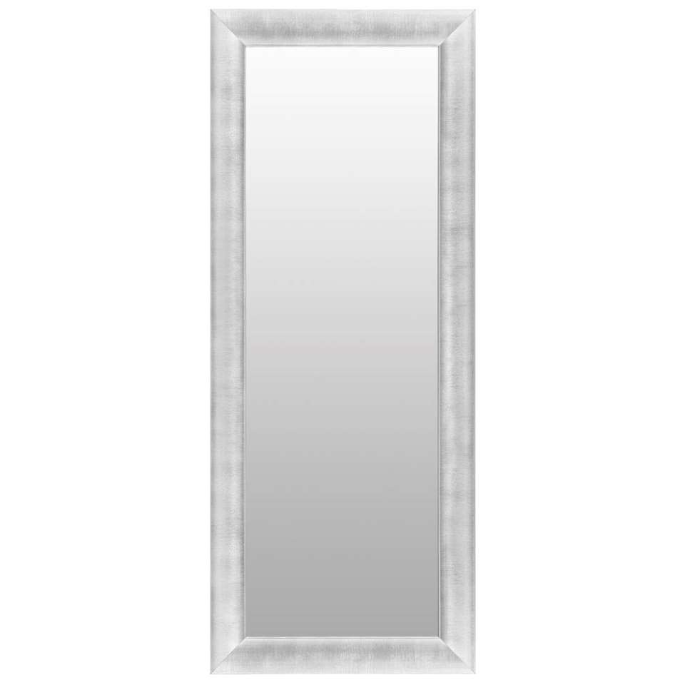 Spiegel Zeist  zilverkleur  58x145 cm