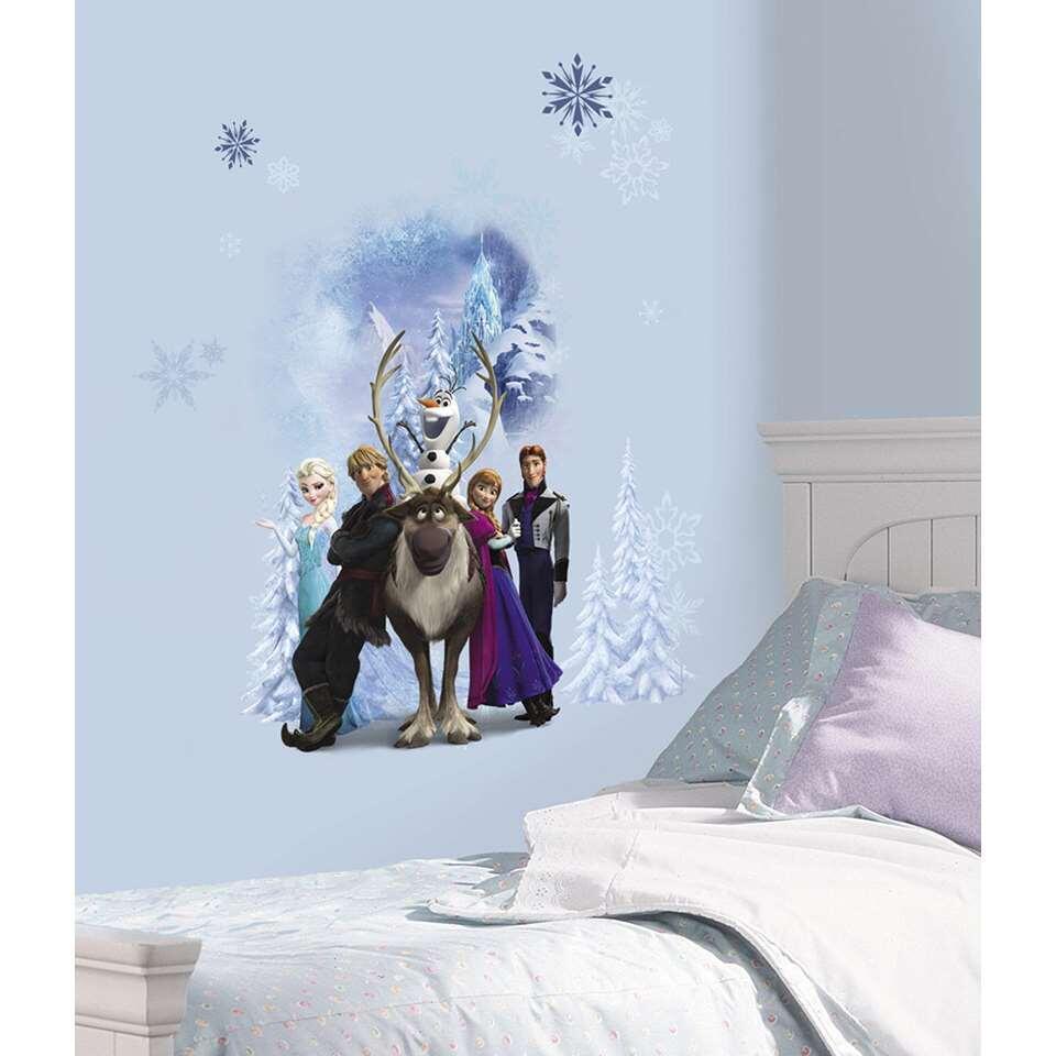 RoomMates muursticker Frozen Figuren 48x68 cm