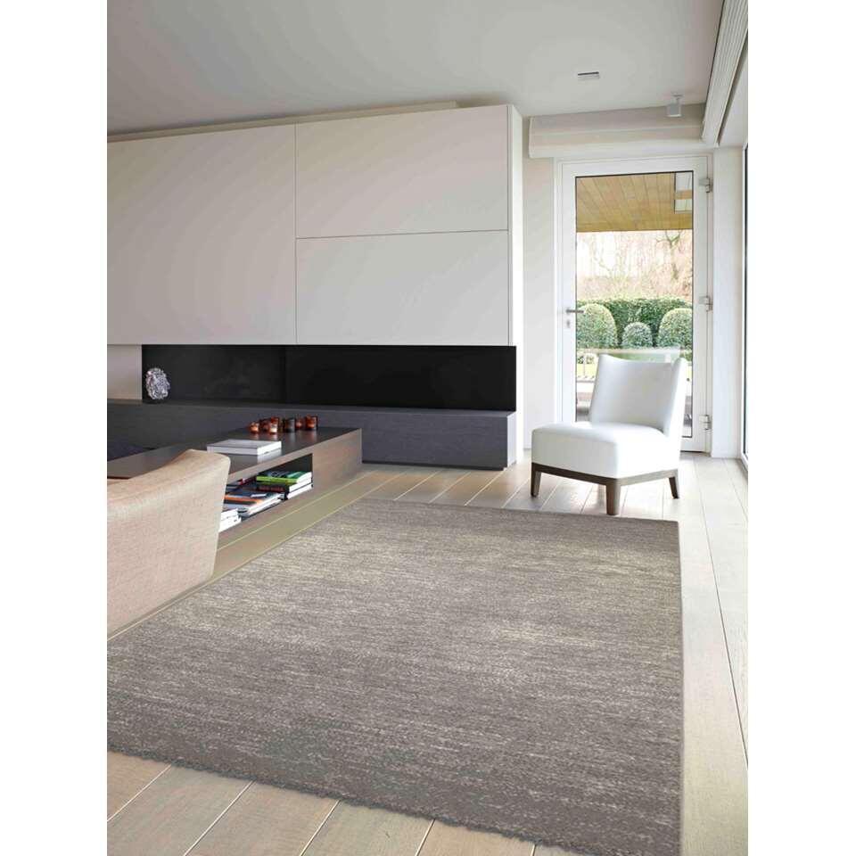 Vloerkleed Trent  grijs  160x230 cm