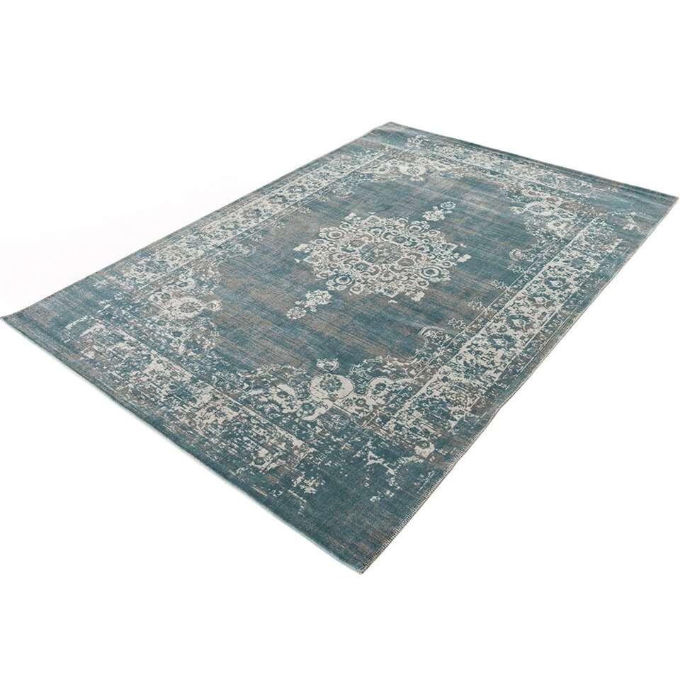 Home Living vloerkleed Classic  grijsblauw  155x230 cm