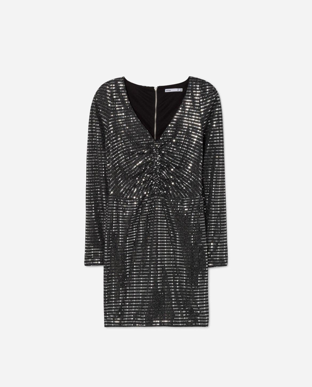 vestido nochevieja lowcost 2018 barato bonito tendencia 2019 navidad nochebuena trendy two blog fashion moda marta carmen