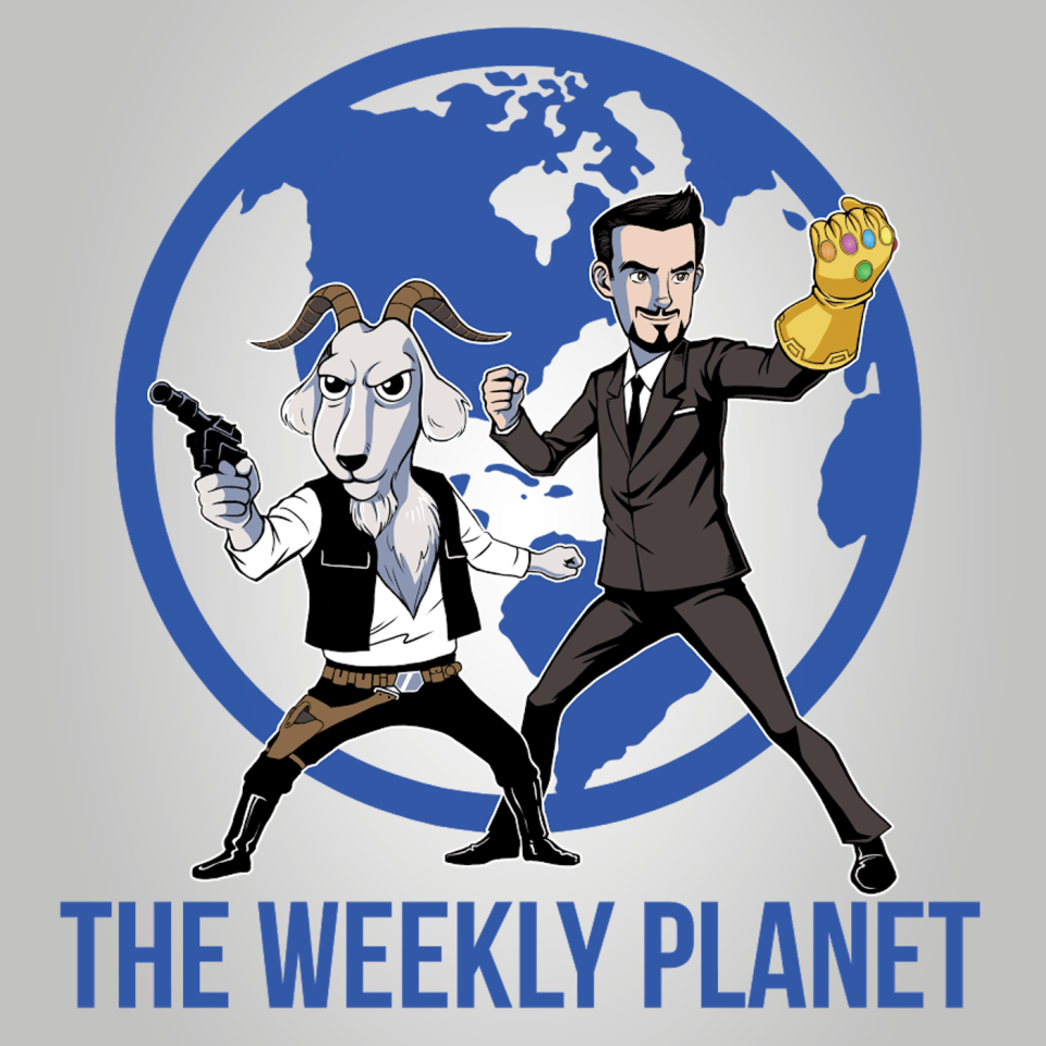 The Weekly Planet Podcast on TalkingTimelords.com