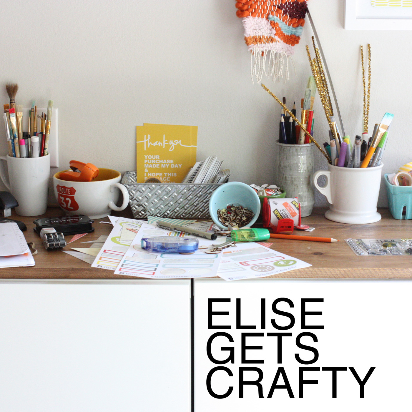 ELISE GETS CRAFTY Listen Via Stitcher Radio On Demand