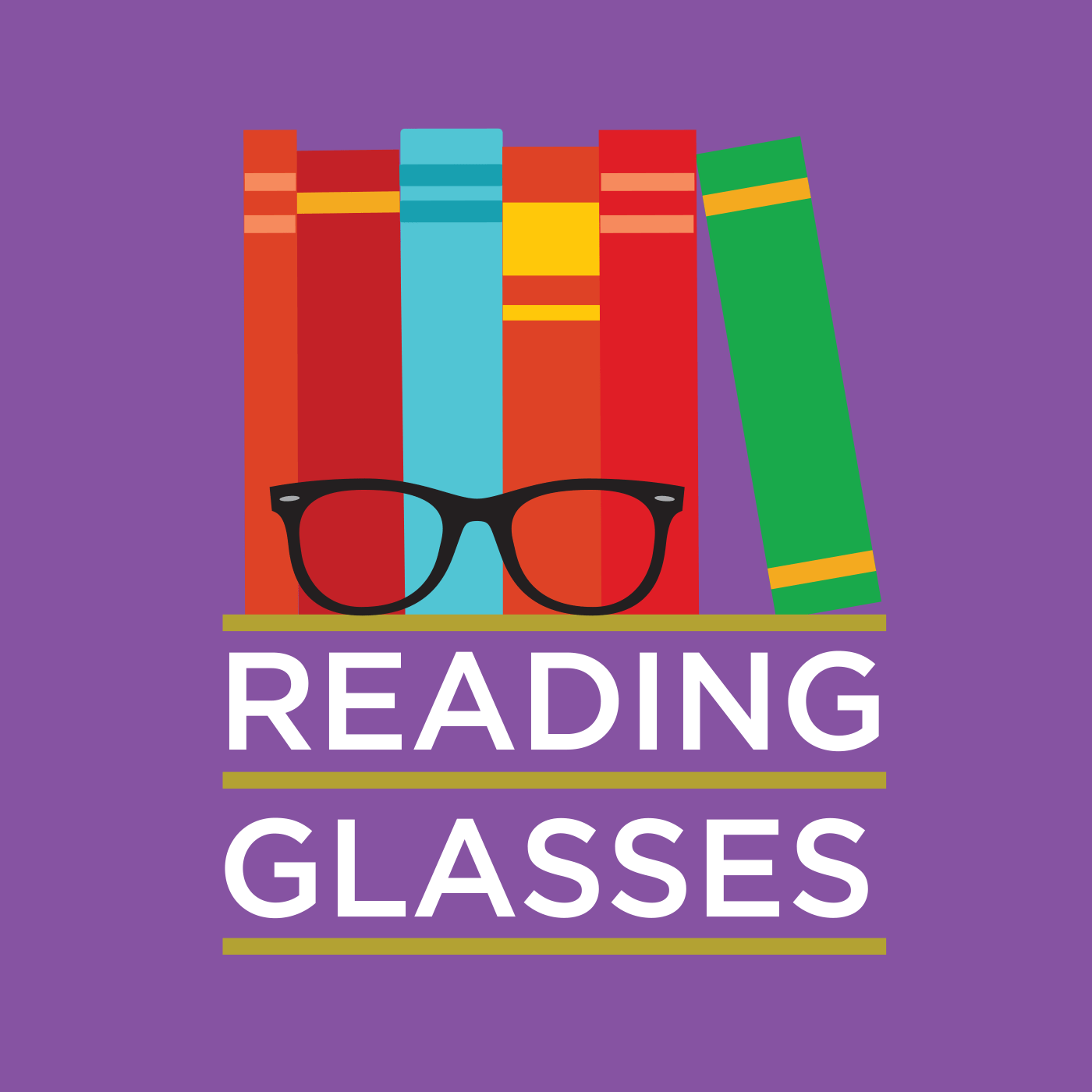 Image result for reading glasses podcast