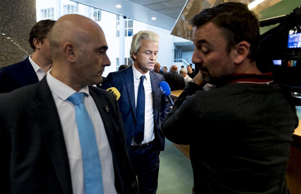 Wilders Beslissing Om Van Rens Aan Te Houden Is