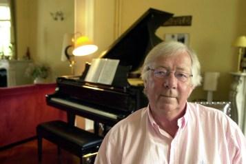 El director Heinz Friesen (85) falleció