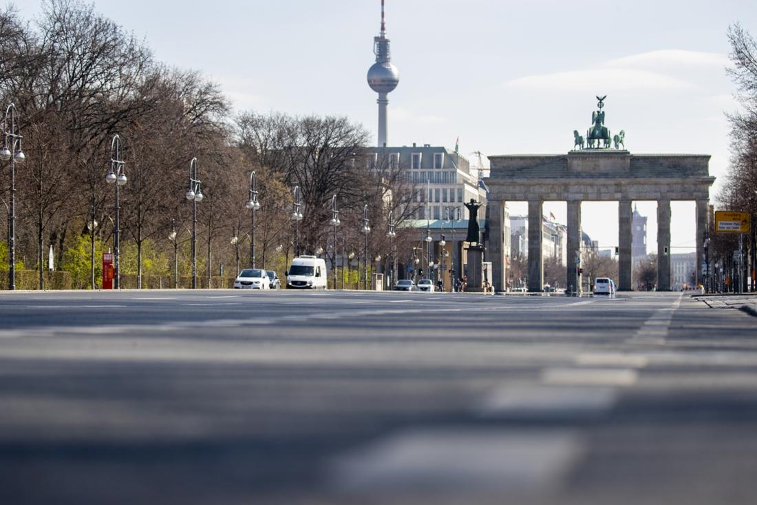 Dodental Coronavirus Duitsland Stijgt Tot Boven 1100 De