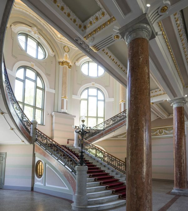 Projects National Museum Of Fine Arts In Riga