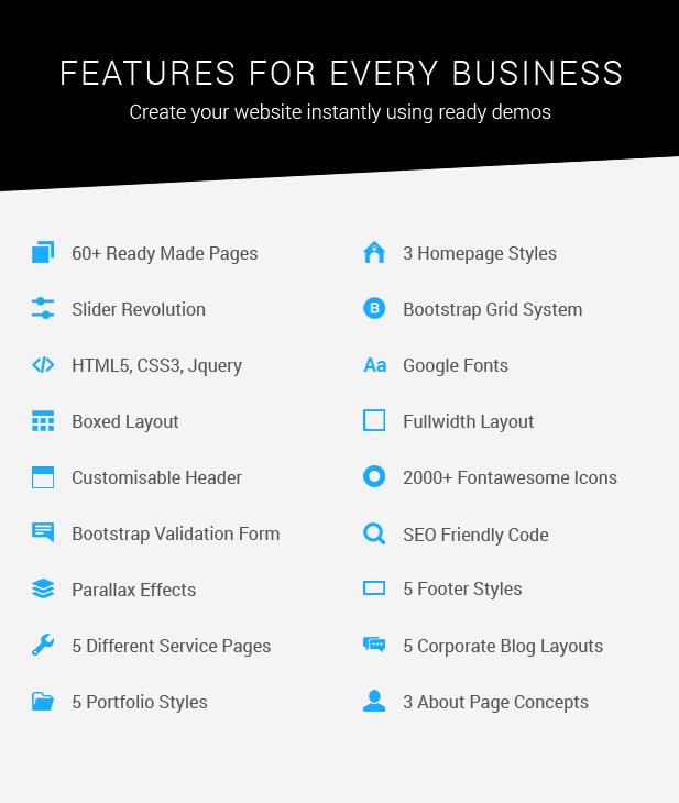 Liven - Modern Corporate - Business & Portfolio Theme for WordPress - 6