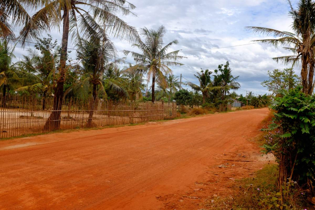route de terre
