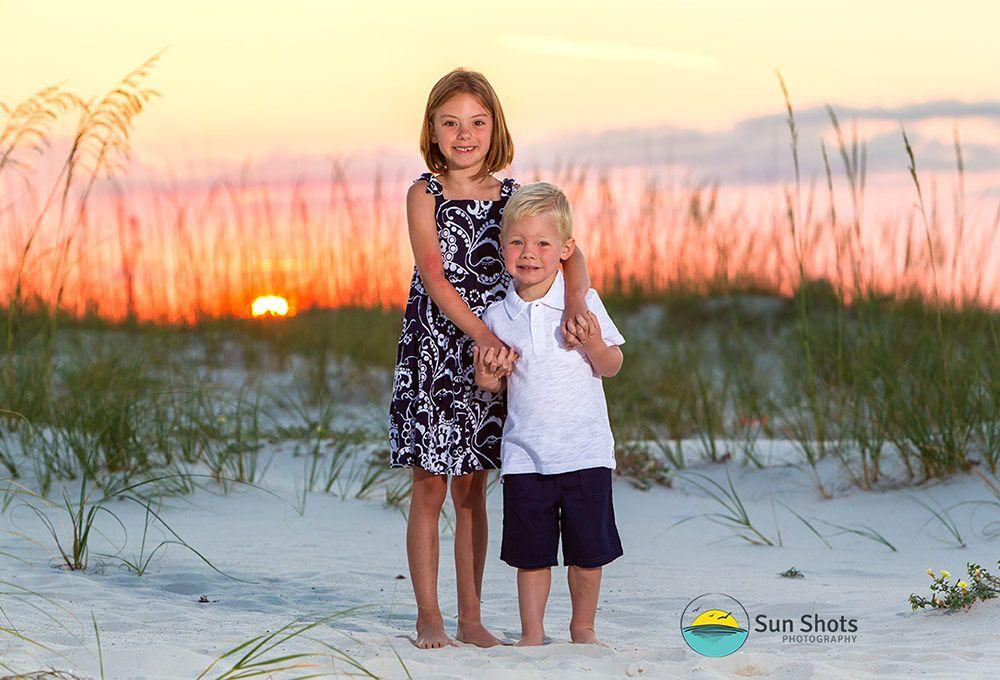 professional family beach portraits