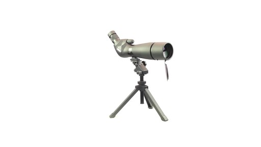 Leatherwood Hi-Lux Ranger Spotting Scope 20-60x80mm HD