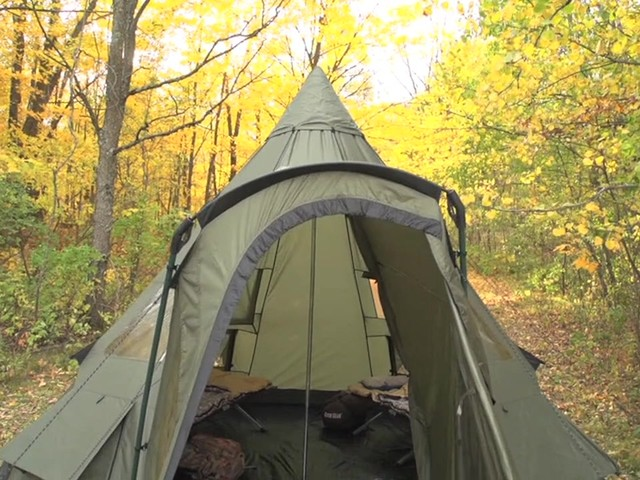 Guide Gear 14x14 Deluxe Teepee Tent  Sportsmans Guide