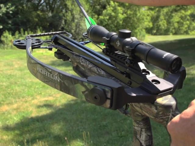 Horton Hd 175 Crossbow Pull
