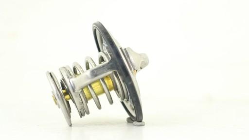 Thermostat, 185 Degrees Fahrenheit » Advance Auto Parts Video