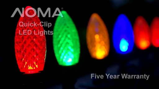 Noma Warm White Led Lights