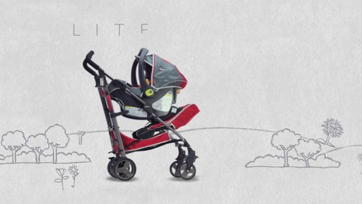 Chicco® Liteway Plus Stroller » Bed Bath & Beyond Video