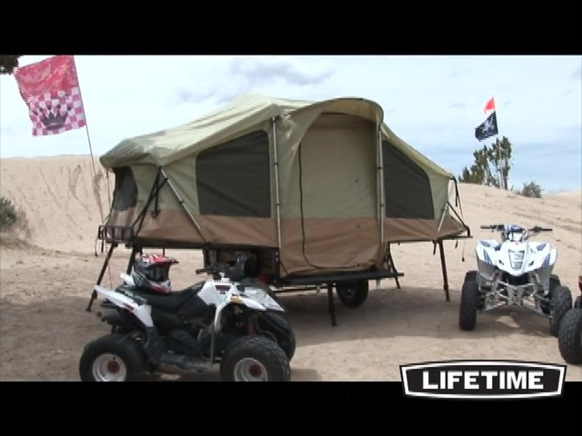 Lifetime Tent Trailer 187 Camp 187 Welcome To Costco Wholesale