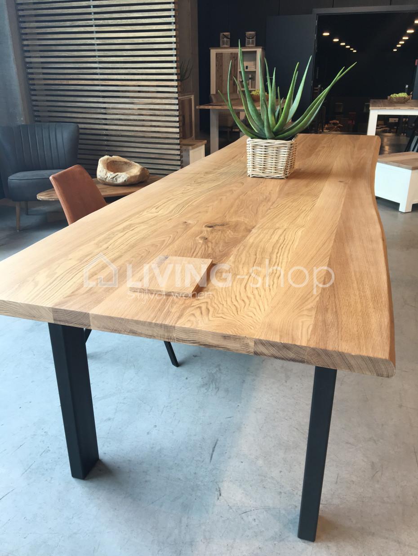 table tronc d arbre chene en ligne