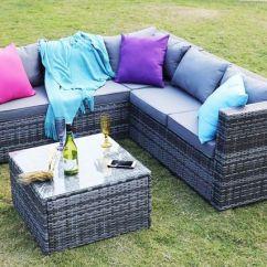 Dream Sofas Wishaw Small Sectional Cheap Yakoe Monaco Rattan Sofa Set Liverpool Livingsocial