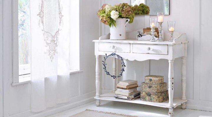 interieur style shabby chic idees