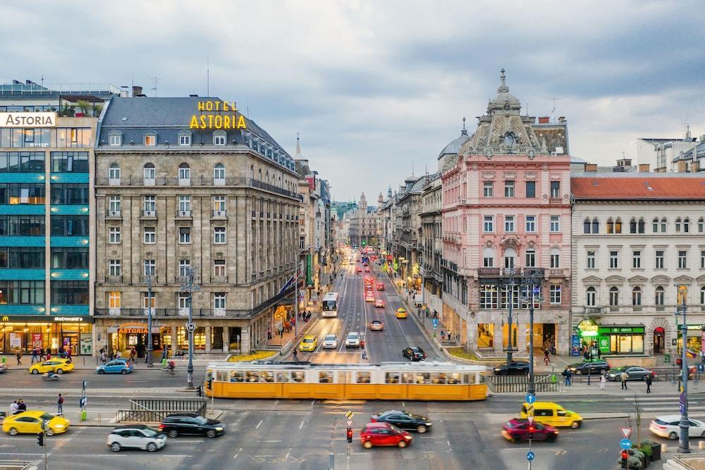Europa Centrale Praga Vienna Budapest In Treno Modo