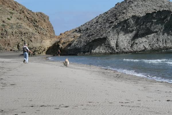 Camping Cabo de Gata en Cabo De Gata  Costa de Almera