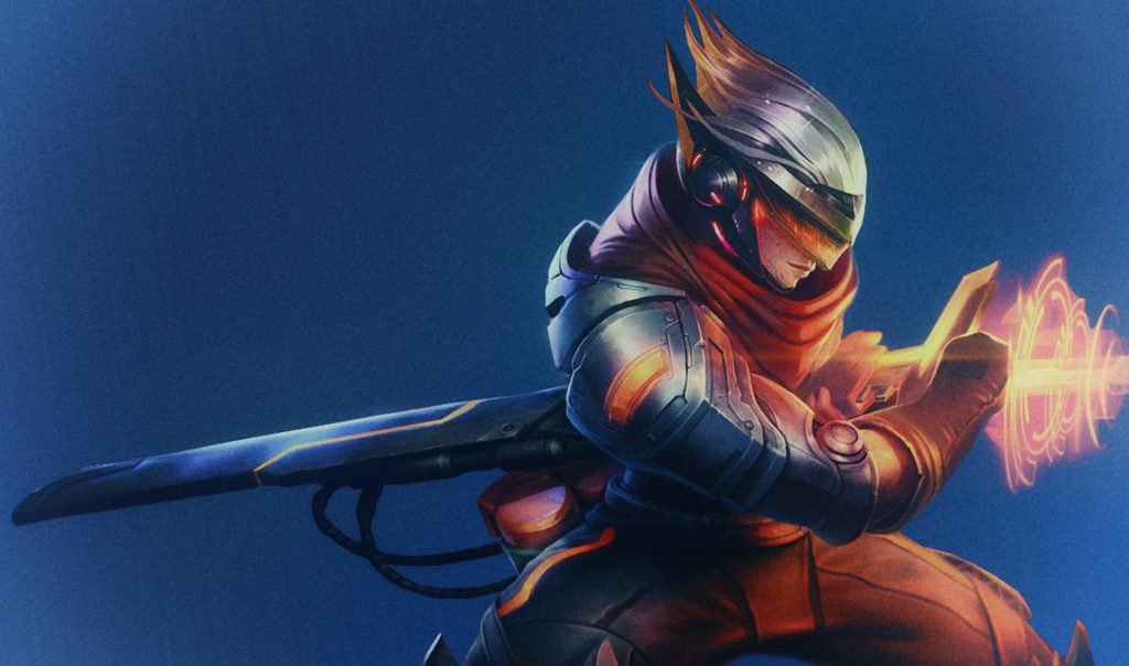 Lol Wallpapers Hd 1980x1080 Project Yasuo Lolwallpapers
