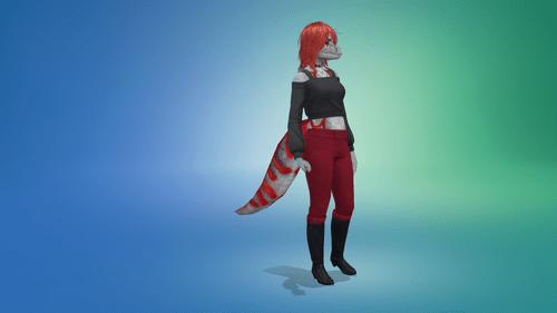 Sims Skin Fresh 4