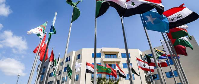 La Ligue Arabe En Conclave A Tunis Le Point