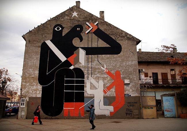Mural Kural Novi Sad