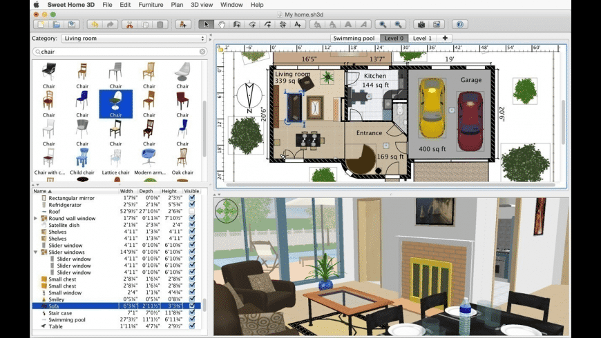 It is a perfect match for viewers & editors in the design & photo category. Download Sweet Home 3d For Mac Macupdate