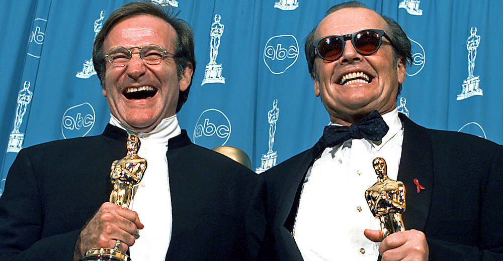 Image result for jack nicholson and robin williams