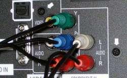 Hệ thống cổng Component trên các thiết bị điện tử