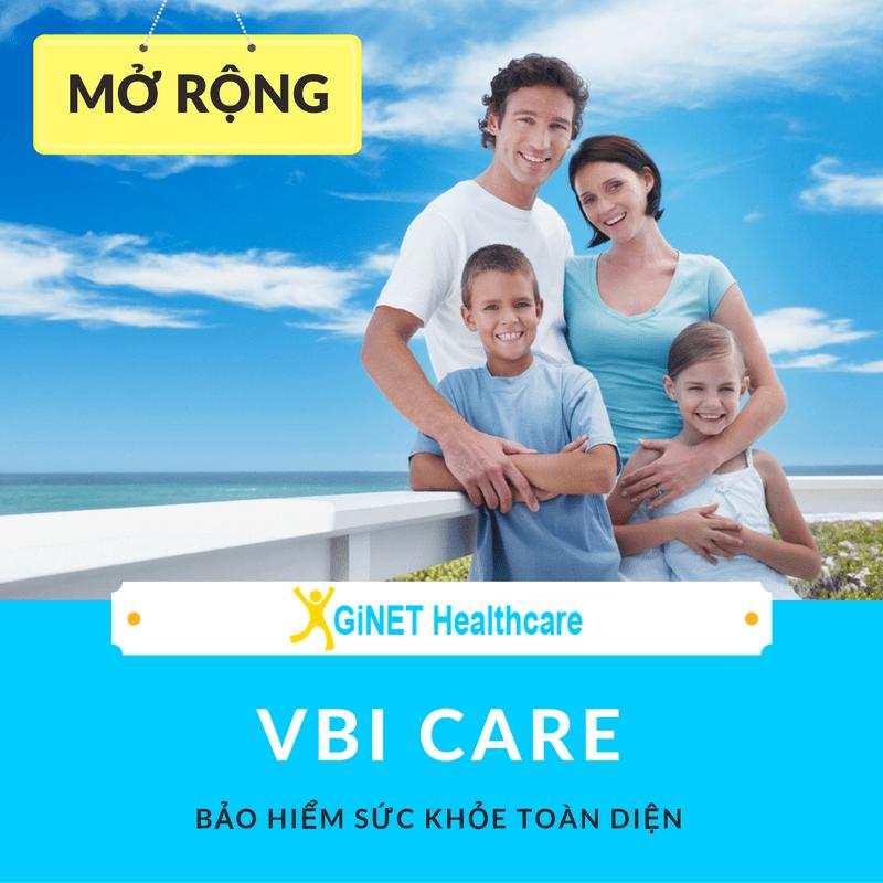 Mua bảo hiểm của VBI Care cho những thành viên trong mái ấm gia đình