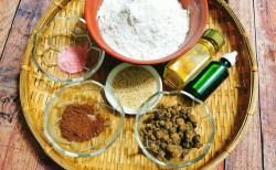 Một số nguyên liệu làm bánh trôi nước