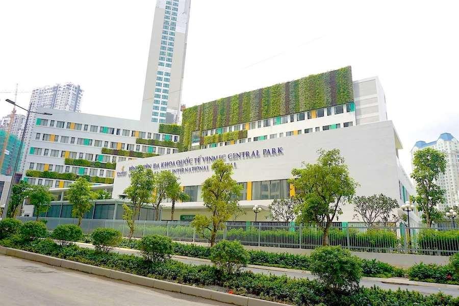 Khám chữa bệnh ngay tại những khối mạng lưới hệ thống bệnh viện của Vinmec trên toàn quốc