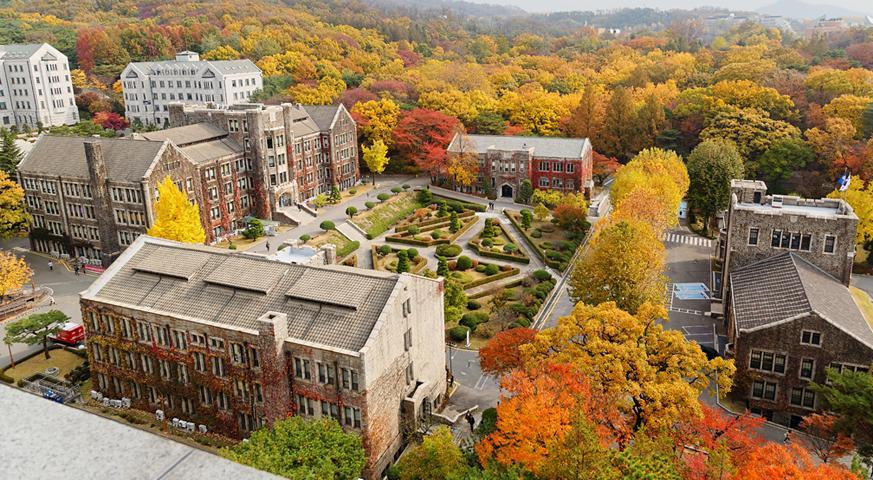 Khu vực đào tạo bệnh viện Severance, đại học Yonsei