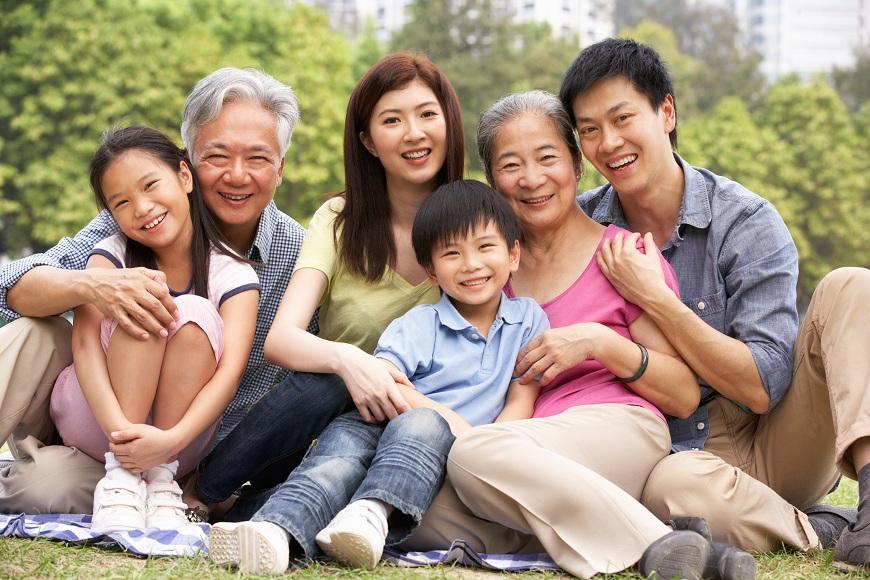 Cả mái ấm gia đình sẽ tiến hành chăm sóc toàn vẹn nhờ gói bảo hiểm chăm sóc sức mạnh hữu ích