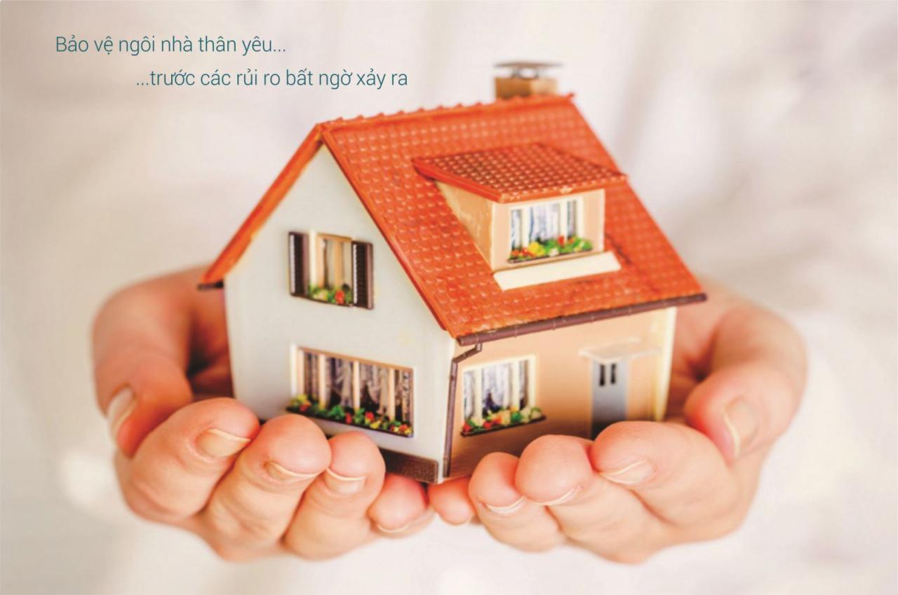 Bảo hiểm cho ngôi nhà đất của bạn trước những sự cố không bình thường