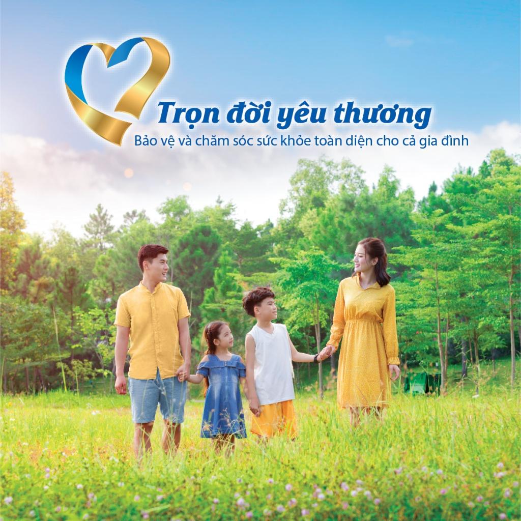 Bảo hiểm trọn đời bảo vệ cả mái ấm gia đình bạn