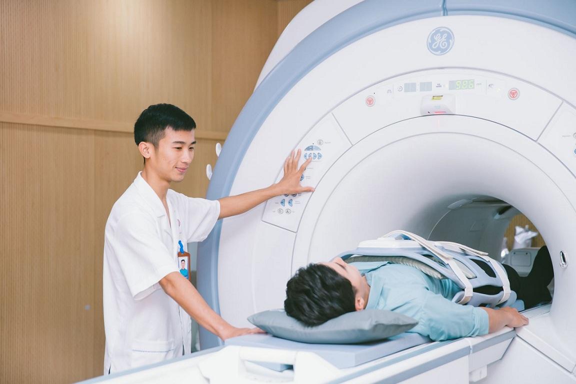 Chi phí chụp CT bụng bao nhiêu?