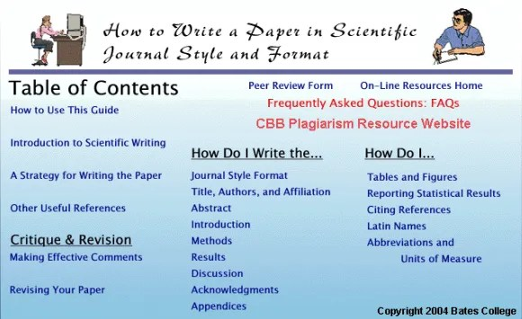 6 Top Reference Sites To Write A Winning Research Paper