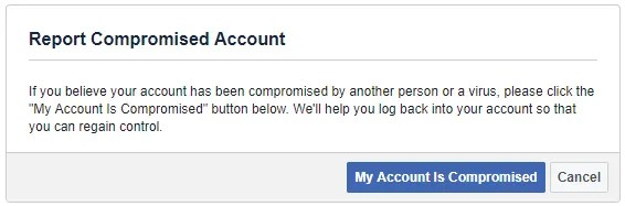 How to Recover Your Facebook Account When You Can No Longer Log In Facebook Report Hacked