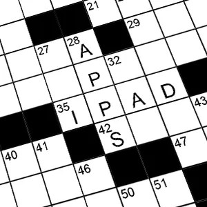 5 Daily iPad Crossword Apps To Do While You Wait [iOS]
