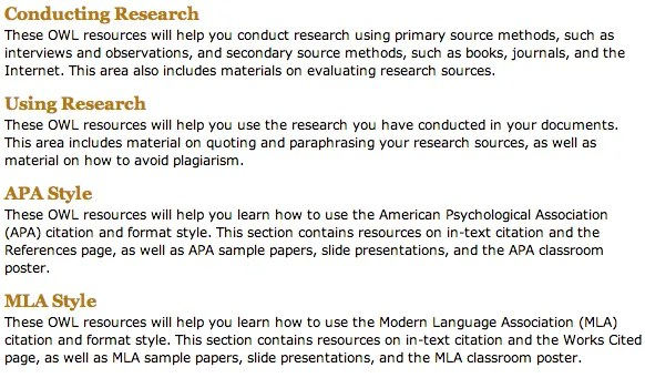 Make Writing Papers Easier 4 Websites That Help You Cite Sources