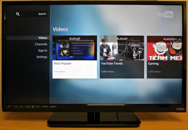 Vizio E320i-a0 32- 720p 60hz Led Smart Tv And Giveaway