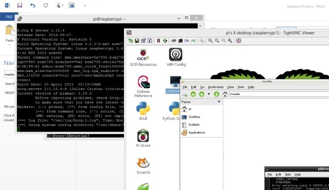How to Run a Remote Desktop on Raspberry Pi with VNC
