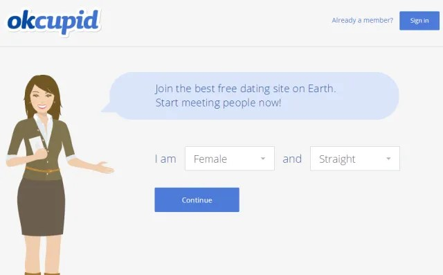 okcupid how a dating