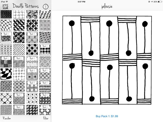 Discover the Art of Zentangle Drawings With Doodle